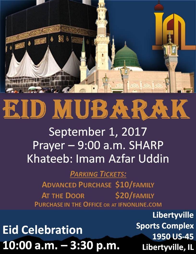 Islamic Foundation North - Eid-ul-Adha