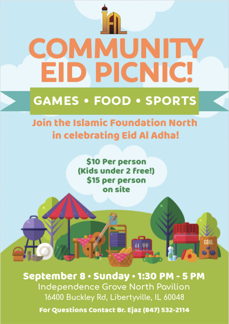 Islamic Foundation North - Activities